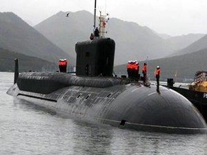 Rusya, yeni nükleer denizaltı 'İmparator 3. Aleksandr'ı filoya kattı