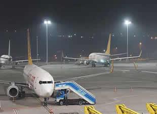 Sabiha Gökçen Havalimanı'nda patlama meydana geldi