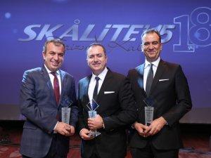 Skalite'den BTA'ya 2 ödül