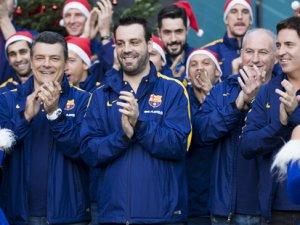 Lassa'dan Barcelonalı oyunculara sürpriz