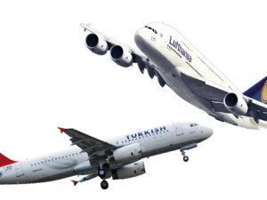 Lufthansa, THY'yi Merkel'e şikayet etti
