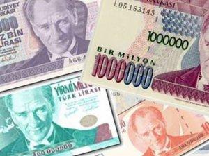 6 sıfırlı banknotlar tarihe karışıyor