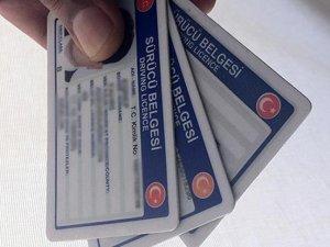 Ehliyetini değiştiren 415 lira kara geçecek