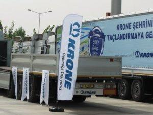 Krone, 94 araç teslim etti