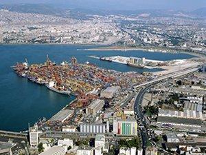 Ekrem Demirtaş'tan Çin'e Alsancak Limanı daveti
