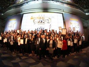 2015 yılında itibarını en çok arttıran firmalar ödüllerini aldı