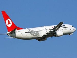 THY'nin Frankfurt uçağına bomba ihbarı