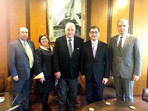 Türk Armatörleri'ne Hong Kong Ticaret Geliştirme Konseyi'nden davet var