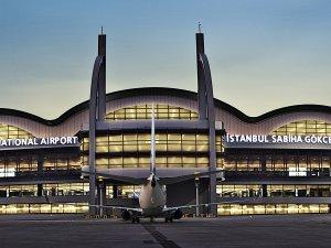 Sabiha Gökçen Havalimanı zirveye çıktı