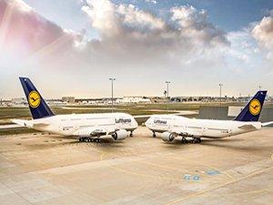 Lufthansa Grubu 2015 yılında yine yolcu rekoru kırdı