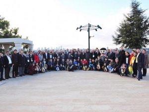 Enerji Yönetim Kurulu Üyesi çocuklar İstanbul'da bir araya geldi