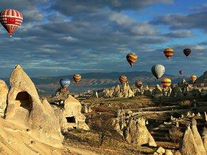 Kapadokya'da 2015 sönük geçti
