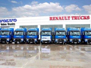 Arkas Lojistik, Renault Trucks ile yola devam ediyor