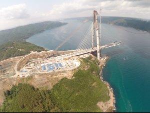 3. Köprü'ye demir yolu bağlantısı geliyor
