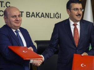 Gürcistan'la ticaret E-TIR projesiyle hızlanacak