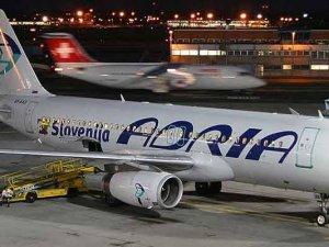 Slovenya Havayolları Adria Airways satılıyor