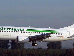 Germania Ankara ve Gaziantep'e de uçacak