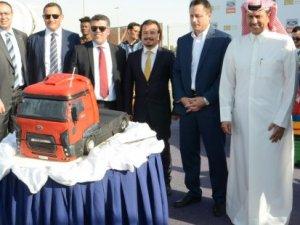 Ortadoğu, Ford Trucks'ın en önemli pazarlarından birisi olacak
