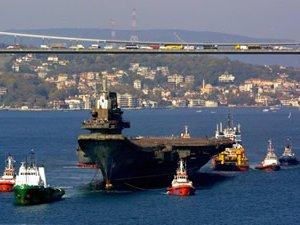 Çin, Varyag adlı uçak gemisi için Türkiye'yi kandırdı