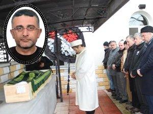 Abhazya'da ölü bulunan Türk balıkçı Murat Halis Kaya, Ordu'da toprağa verildi