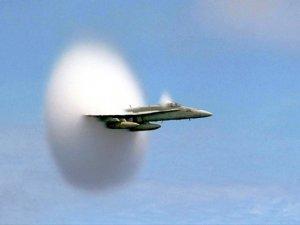 Sesten 24 kat hızlı uçak tasarlandı