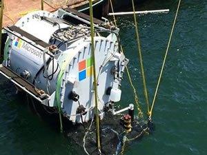 Microsoft denizin dibine veri merkezi kuracak