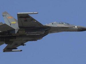 Çin Güney Kore'nin hava sahasını ihlal etti