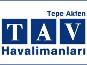 TAV'dan 9 ayda 814 milyon avro ciro