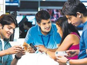 Hindistan, en büyük ikinci akıllı telefon pazarı oldu