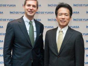 İnci Akü ve Japon GS Yuasa yatırımlarla büyüyecek