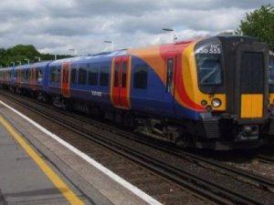 İngiltere'de South Western hattı idaresi için karar verildi