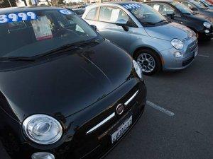 ABD'de araç satışları arttı