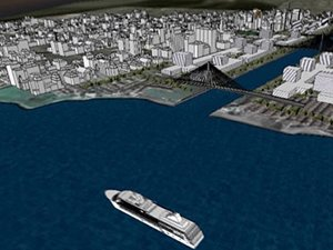 Kanal İstanbul'un yeni güzergahı merak ediliyor