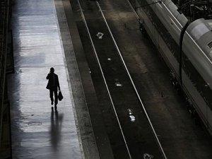 Barcelona'da metro ve banliyö seferleri durdu