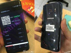 Samsung Galaxy S7 Edge Pil Kapasitesi Ortaya Çıktı