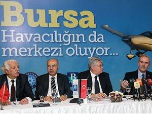 """""""Uçağı Bursa'da da üretmek istiyoruz"""""""