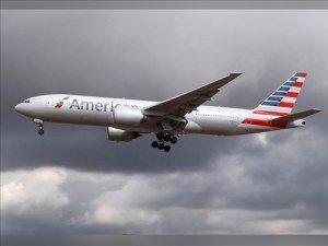 American Airlines uçağında duman paniği