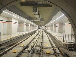 İzmir metrosunda daha konforlu ulaşım için buraj çalışması yapılacak