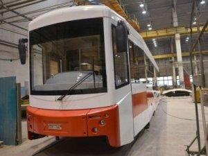 Rusya'nın Vladikavkaz şehri için yeni tramvaylar sipariş edildi