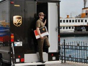UPS, tarihindeki en yüksek 4. çeyrek kâr oranını açıkladı