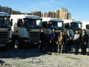 Safir, sahadaki performansını Scania ile artırıyor