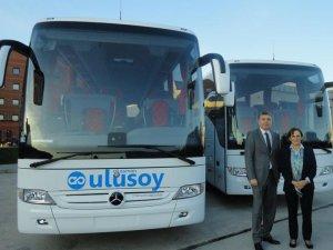 Ali Osman Ulusoy Seyahat filosunu Mercedes-Benz Tourismo 16 RHD 2+1 ile güçlendirdi