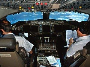 Alkollü pilot gözaltına alındı