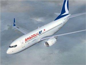 Anadolujet Antalya-Bursa seferlerine başlıyor