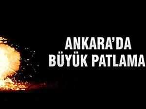 Ankara'da patlama: 28 ölü 61 yaralı