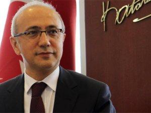 Lütfi Elvan'dan Çukurova Bölgesel Havalimanı açıklaması