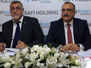 Safiport Derince Limanı'nda 2 bin 500 kişi istihdam edilecek