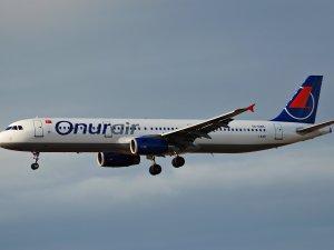 Onur Air Diyarbakır ve Gaziantep'i Lefkoşa'ya bağladı