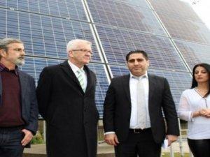 Değer Güneş Enerji, Almanya'dan Dünya'ya açılıyor!