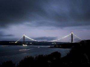 3. köprüde son 55 metre